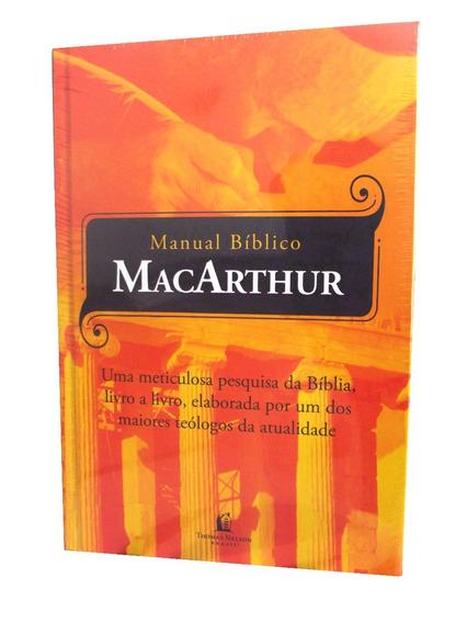 Manual Biblico Marcarthur