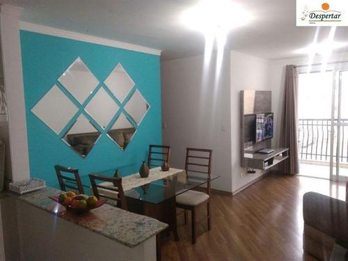 04483 -  Apartamento 3 Dorms. (1 Suíte), Jaraguá - São Paulo/sp - 4483