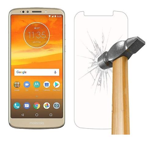 Protector Vidrio Templado Motorola E5 Play Go Freecellshop