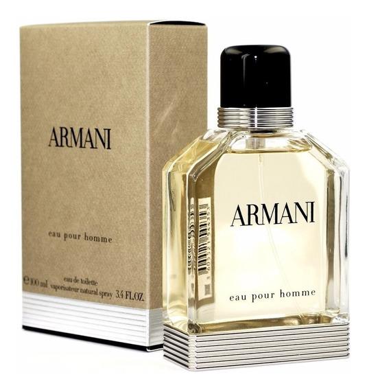 Perfume Armani Eau Pour Homme By Giorgio Armani Edt 100ml