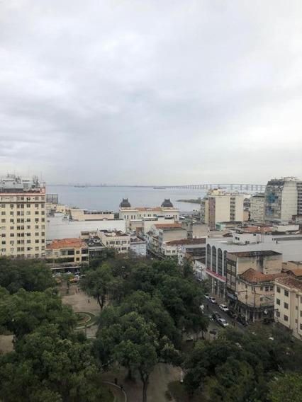 Imóvel Comercial Em Centro, Niterói/rj De 405m² Para Locação R$ 16.000,00/mes - Ac262109