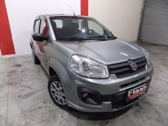 Fiat Uno Attractive 1.0 4 Portas Flex Completo