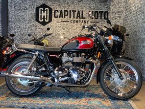 Capital Moto México Triumph Boneville