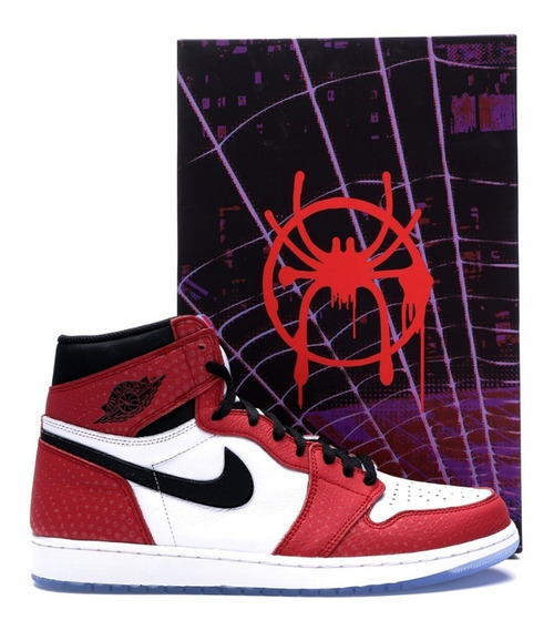 Jordan Retro 1 Spider Man