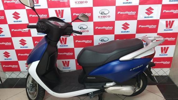 Honda Lead 110 Azul 2015