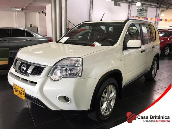 Nissan X-trail Automatico 4x2 Gas-gasolina 2500cc