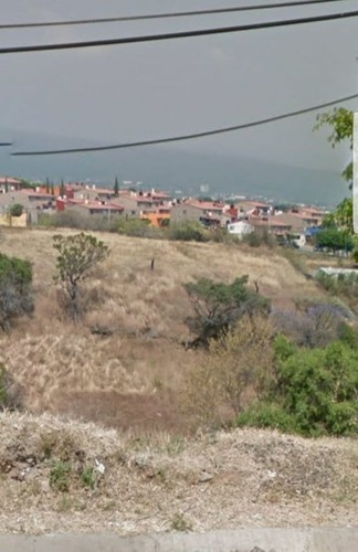 Terreno Urbano En Lomas De Zompantle / Cuernavaca - Iti-1191-tu