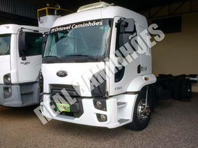 Ford Cargo 1723 Ano 2013 Toco No Chassi Real Caminhoes