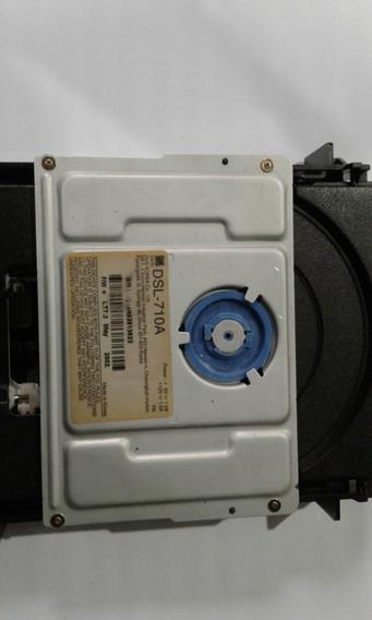 Mecanismo Com Leito Dvd Philips 615