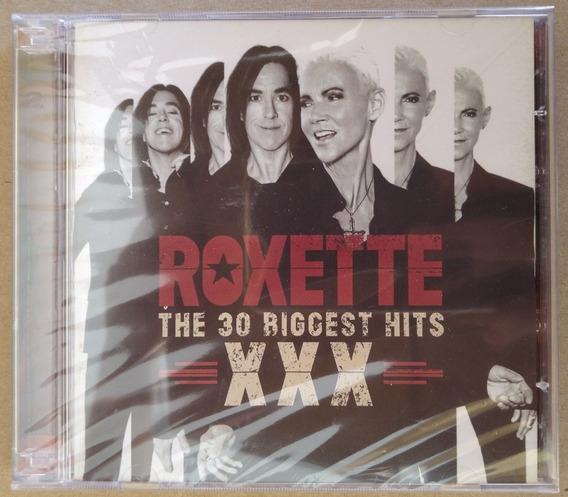Cd Duplo Roxette The 30 Biggest Hits Xxx
