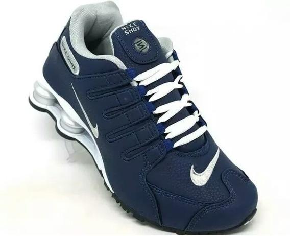 Tenis Nike Shox Nz Original Na Caixa Super Promoção Frt Grat