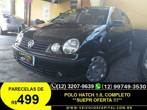 Volkswagen Polo Hatch 1.6 8v(totalflex) 4p