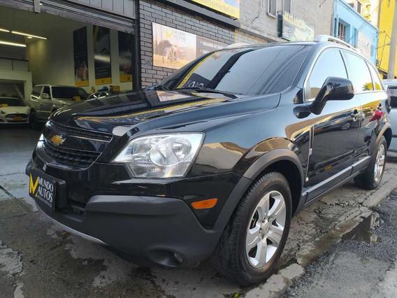 Chevrolet Captiva Sport Automática 2.4cc 4x2 Segundo Dueño