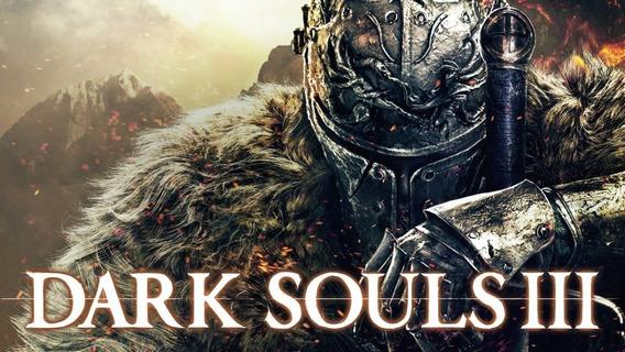 Dark Souls 3 + Dlcs + 2 Jogos ( Mídia Física) Pc - Dvd