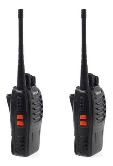 A171 - Rádio Comunicador Ht Uhf 16 Canais Baofeng Bf-777s