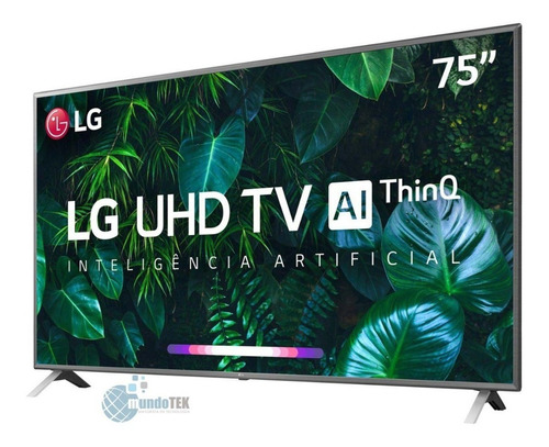 Tv LG Smart 4k 75 PuLG Uhd 2020magic Al Thinq Soporte Pared