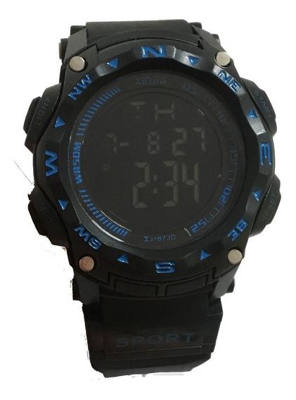 Relógio Masculino Estilo G-shock Resistente Militar Digital Promoção Barato