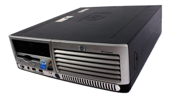 Cpu Hp Compaq 7700 Pentium 4 2gb Ddr2 160gb Hd