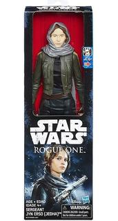 Star Wars Muñeco Jyn Erso Rogue One 30 Cm Hasbro Original