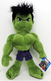 Peluche Hulk 40cm Muñeco Marvel Wabro - Sharif Express