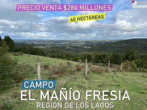 Campo 40ha Equipado / Hermosa Vista A Estación Rio Frio