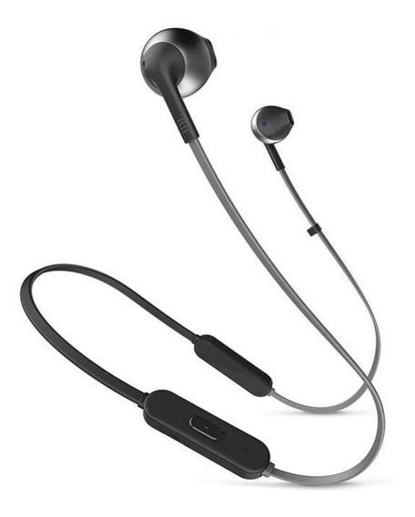 Fone De Ouvido Jbl Tune T205bt Preto - Bluetooth