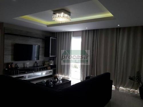 Cobertura Com 4 Dormitórios À Venda, 141 M² Por R$ 620.000,00 - Cidade Nova I - Manaus/am - Co0008
