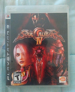 Soul Calibur Iv Ps3