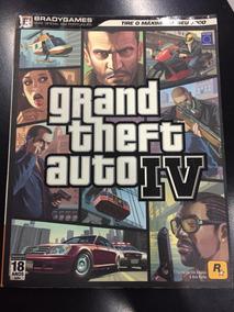 Guia Oficial Grand Theft Auto Iv (português) Gta 4