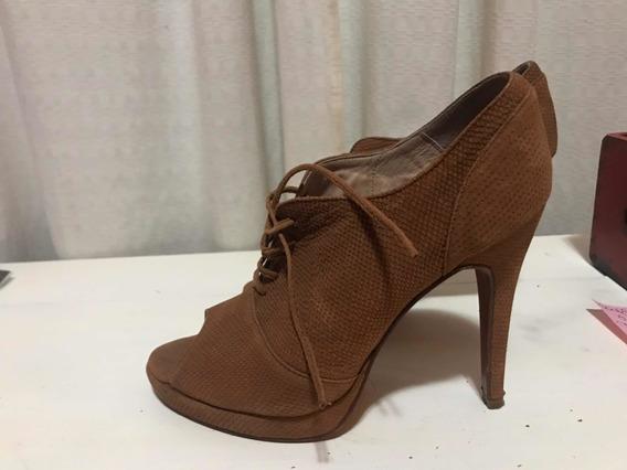 Zapatos Cuero Natacha