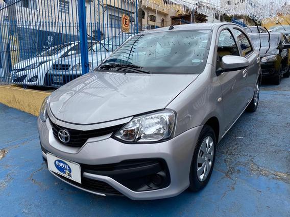 Toyota Etios 1.3 X Flex!!! Completo!!!