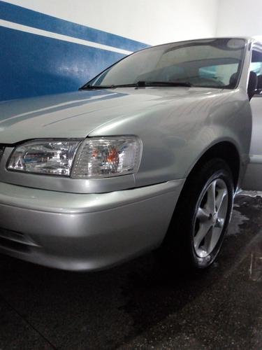 Imagem 1 de 15 de Toyota Corolla 2001 1.8 16v Xei 4p