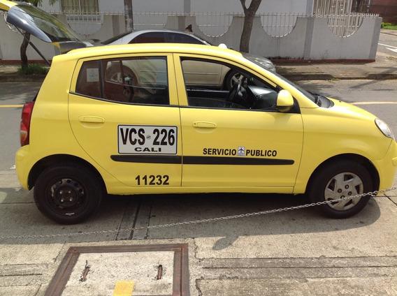 Vendo Taxi Kia Picanto 2010 Contactarse Al 31-55-01-85-59.