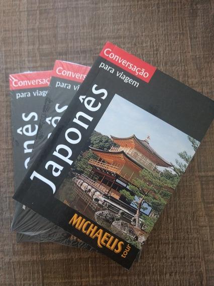 Livro Conversação Para Viagem - Japonês - Michaelis