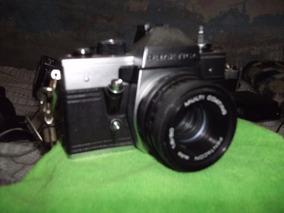 Máquina Fotográfica Da Marca Praktica