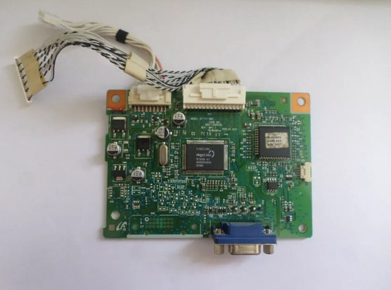 Placa De Video Monitor Samsung Bn91-01998d