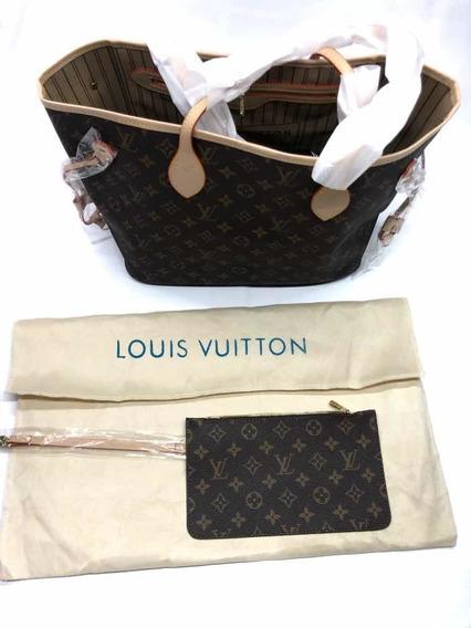 Bolsa Louis Vuitton Neverfull Original