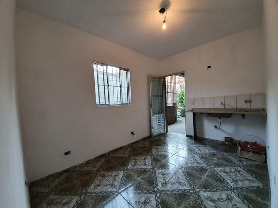 Casa Para Alugar - 2 Cômodos - Jardim Sadie - Embu Das Artes - 268 - 34488577