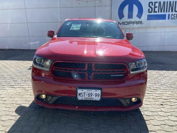Dodge Durango 2014 5p R/t V8/5.7 Aut