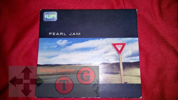 Pearl Jam - Yield (cd Importado)