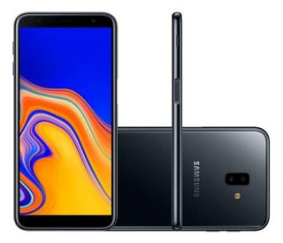 Smartphone Samsung Galaxy J6+ 32gb Preto 4g-3gb Ram Tela 6