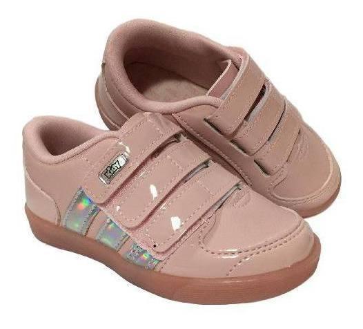 Tênis Feminino Kidy Love Baby Infantil 4005