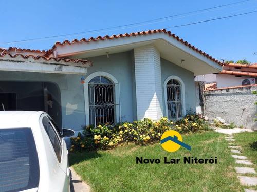 Imagem 1 de 15 de Excelente Casa Linear Em Piratininga Próximo A Todo Comércio Da Região. - 286