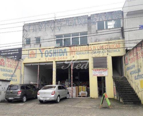 Imagem 1 de 5 de Casa Para Alugar, 100 M² Por R$ 1.500,00/mês - Jardim Anzai - Suzano/sp - Ca1691