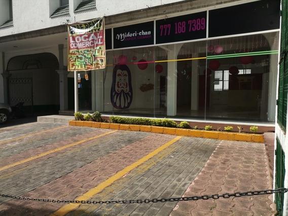 Renta De Local Comercial Muy Céntrico Cuernavaca Mor.