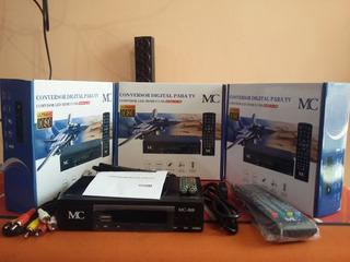 Sintonizador Tv Digital + Antena