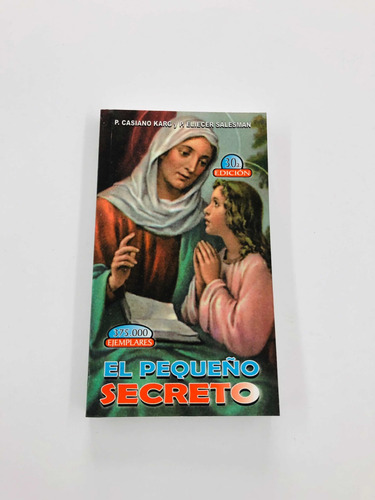 El Pequeño Secreto. Libro Católico