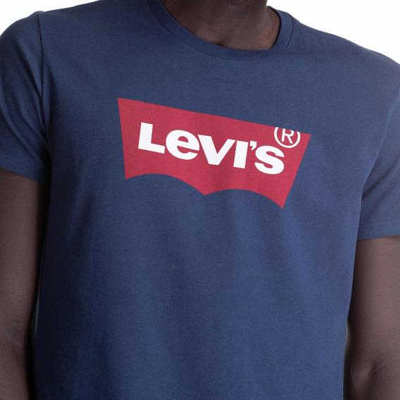 Camiseta Levis Logo Batwing