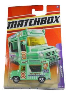 Vima7615 Ice Cream Cruiser Q-131 #63 2011 Matchbox