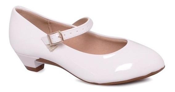 Sapato Infantil Molekinha 2166414 Branco